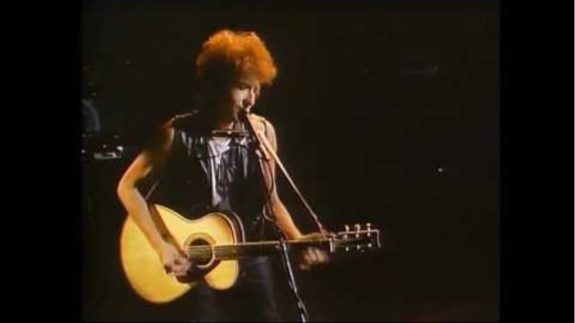 Bob Dylan 1986 - Its Alright Ma , (Im Only Bleeding)